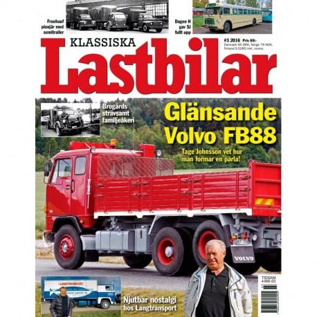Klassiska Lastbilar nr 3 2016