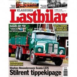 Klassiska Lastbilar nr 4 2016