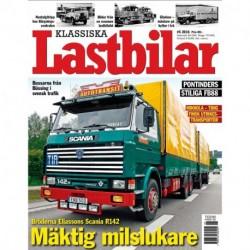 Klassiska Lastbilar nr 5 2016