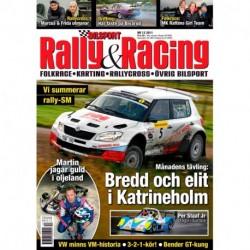 Bilsport Rally&Racing nr 12 2011