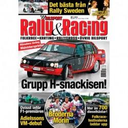 Bilsport Rally&Racing nr 3 2014
