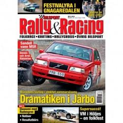 Bilsport Rally&Racing nr 8 2014