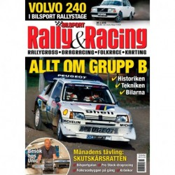 Bilsport Rally&Racing nr 3 2016