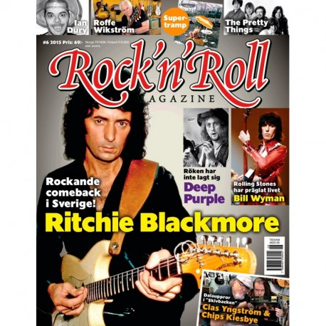 Rock'n'Roll Magazine nr 6 2015