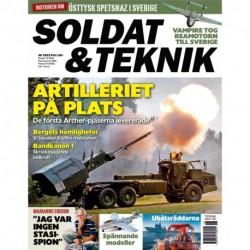 Soldat & Teknik nr 6 2013