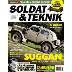 Soldat & Teknik nr 1 2013