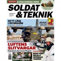 Soldat & Teknik nr 2 2014