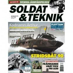 Soldat & Teknik nr 3 2015