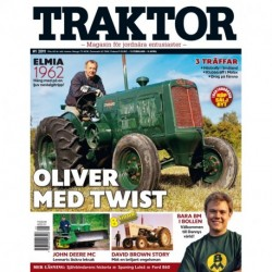 Traktor nr 1 2011