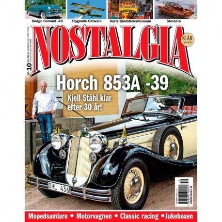 Nostalgia Magazine nr 10 2018