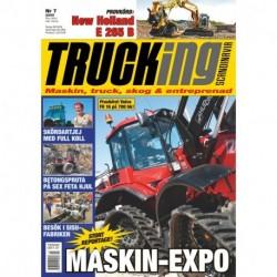 Trucking Scandinavia nr 7 2009