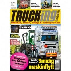 Trucking Scandinavia nr 8 2010