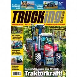 Trucking Scandinavia nr 8 2016