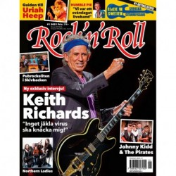 Rock'n'Roll Magazine nr 1 2021