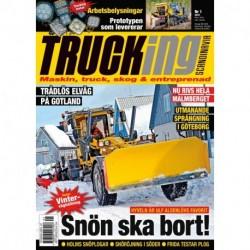 Trucking Scandinavia nr 1 2021