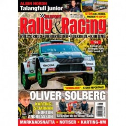 Bilsport Rally & Racing nr 1 2021