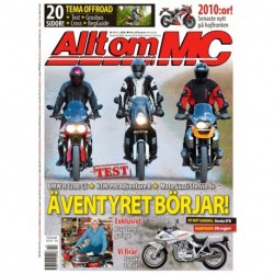 Allt om MC nr 10 2009