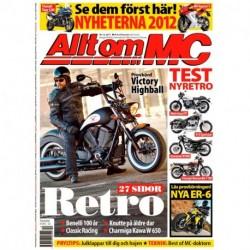 Allt om MC nr 12 2011