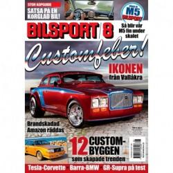 Bilsport nr 8 2021