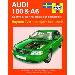 Audi 100 & A6 Maj 1991 - Maj 1997