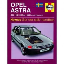 Opel Astra 1991 - 1998