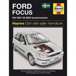 Ford Focus  2001 - 2004