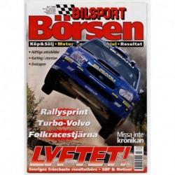 Bilsport Börsen nr 7  2004