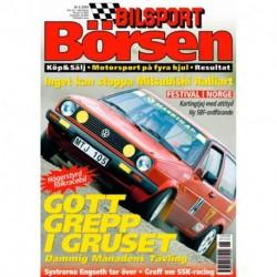 Bilsport Börsen nr 6  2004