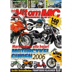 Allt om MC nr 12  2005
