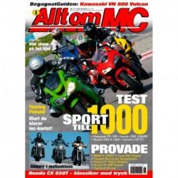 Allt om MC nr 6  2004