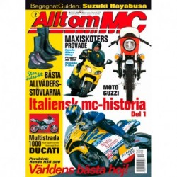 Allt om MC nr 2  2002