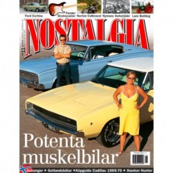 Nostalgia Magazine nr 11  2004