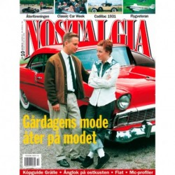 Nostalgia Magazine nr 10  2002