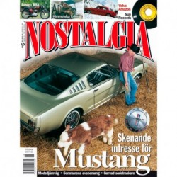 Nostalgia Magazine nr 6  2001