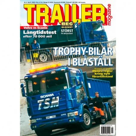 Trailer nr 4  2003