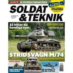 Soldat & Teknik nr 5 2016