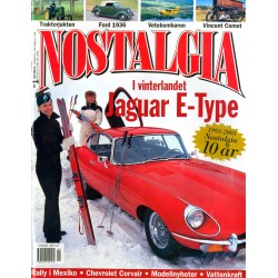 Nostalgia Magazine nr 1  2003