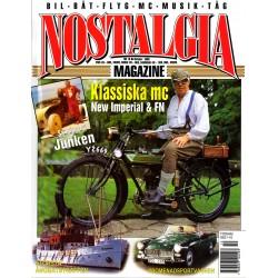 Nostalgia Magazine nr 10  1998