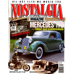 Nostalgia Magazine nr 6  1998