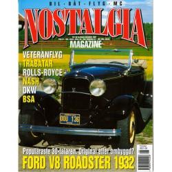 Nostalgia Magazine nr 6  1996
