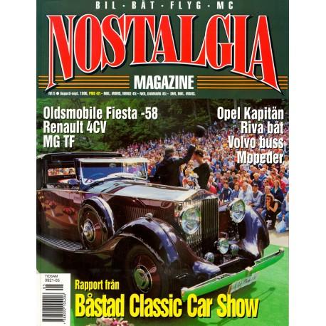 Nostalgia Magazine nr 5  1996