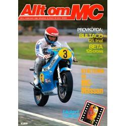 Allt om MC nr 2  1980