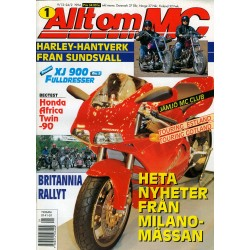Allt om MC nr 1  1994