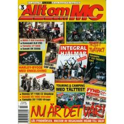 Allt om MC nr 3  1995