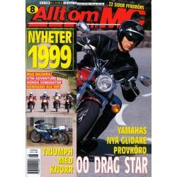 Allt om MC nr 8  1998