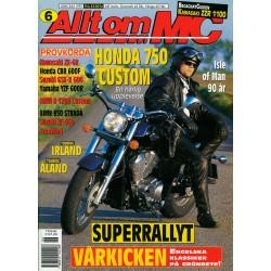 Allt om MC nr 6  1997