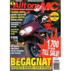 Allt om MC nr 3  1996