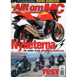 Allt om MC nr 10  2002