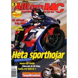 Allt om MC nr 3  2000