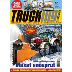 Trucking Scandinavia nr 1 2017